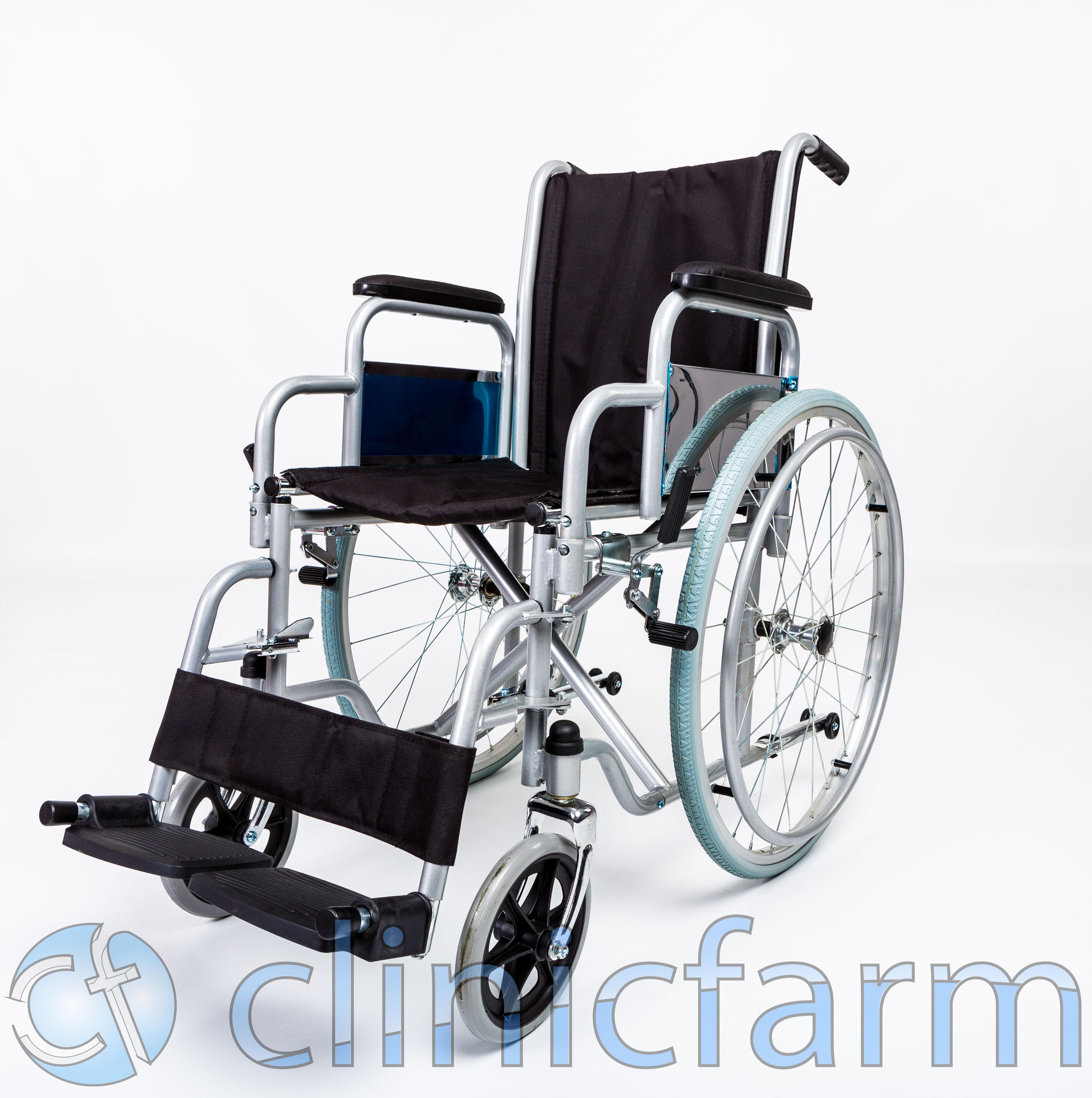 Cochecito plegable silla a ruedas per discapacitado ed for Sillas para duchar ancianos