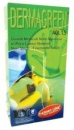 GUANTI DERMA GREEN FINEMENTE TALCATI  IN LATTICE NATURALE taglia XS, conf. 100 pz